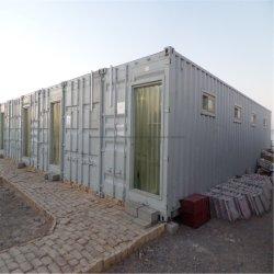 De vlakke Gemakkelijke Installatie van het Huis van de Container van het Pak