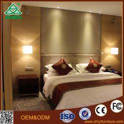 Hot la vente de l'hôtel Chambre à coucher Mobilier de chambre du protecteur de matelas fixe