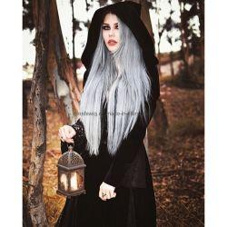 Slivoïde vierge synthétique de couleur des cheveux soyeux brésilien droites