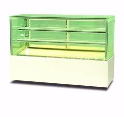 ベストセラーの専門のパン屋装置はケーキのショーケースを冷やす