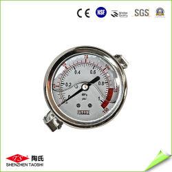 Calibrador de Presión Digital de tubo para purificador de agua RO