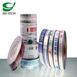 Commerce de gros Black-White adhésif en plastique transparent PE des films de protection pour la protection de la surface temporaire