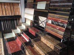 120x30см застекленные фарфором полом лестницы плиткой шаг плитки