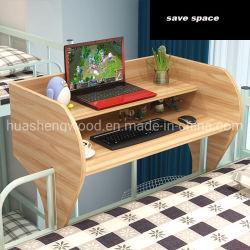 Économiser l'espace personnalisé petit bureau dans le lit