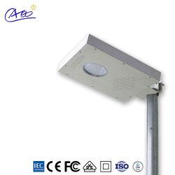 8W de zonne LEIDENE van de Straatlantaarn ZonneEnergie van de Verlichting - besparingsLamp voor OpenluchtTuin
