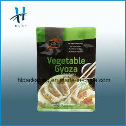 Het ronde Vlees van de Zak van de Verpakking van het Voedsel van de Bodem Plastic, Overzees Voedsel