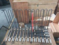 1800 Hot dobladas Mosi2 de alta calidad Elemento calefactor, U tipo varilla Disilicide molibdeno