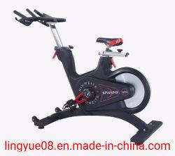 Eignung-Geräten-Matrix-Herz Übung bearbeitet magnetische Innenschleife-spinnendes Fahrrad L-4001 maschinell