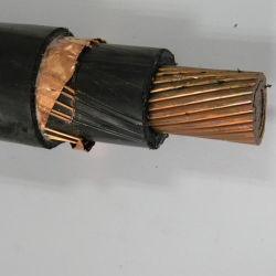 N2xsy 케이블 12/20kv 1X120mm2는 코어 Cu/XLPE/PVC를 골라낸다