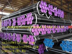 6inch Dn150の鋼管40FTのGr. B X52 X60の継ぎ目が無い管Dn150 Dn200 Dn250
