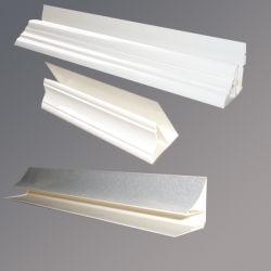 China Panel PVC PVC accesorios de PVC de la esquina el Conector para techo decorativo