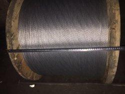 Bundel van de Draad van het Staal van de Draad van het Metaal van de koolstof de Gegalvaniseerde met ISO9001