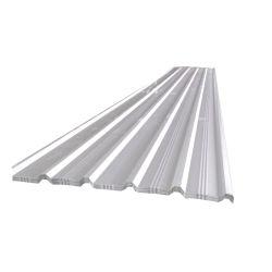 ASTM A653 de alta resistência a folha de telhas de aço corrugado galvanizado
