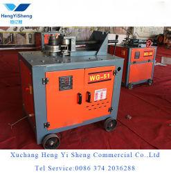 Manual de calidad superior en acero inoxidable CNC/Plaza de la dobladora de tubos de cobre/