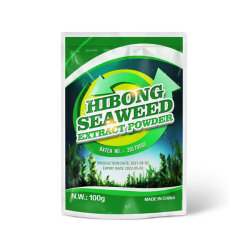 Fornecer novas extracto de algas marinhas de melhor qualidade em pó solúvel