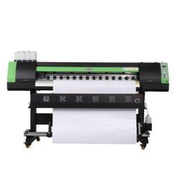 1440dpi de snelle Printer van de Sticker van de Druk Binnen Openlucht Zelfklevende Vinyl