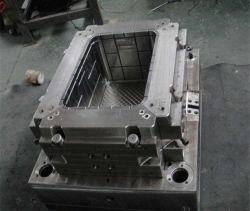 Китайский пластиковый домашних хозяйств площади ЭБУ системы впрыска на петлях контейнер для продуктов питания коробка для хранения пресс-формы на заводе
