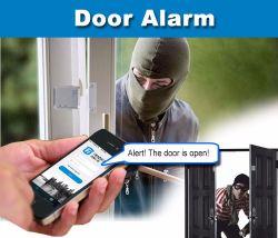 Segurança em casa inteligente sistema de alarme GPS GSM GSM grossista do sensor da porta magnética de Alarme, Alarme de porta GPS sem fio universal