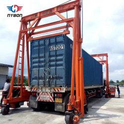 Вывод станции дизельный двигатель с приводом от контейнера козловой кран для продажи