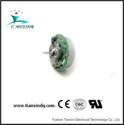 micro motore di ventilatore senza spazzola elettrico di CC 12V-24V
