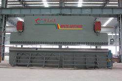 Fuerte freno hidráulico de presión de 400 toneladas Doblar la chapa de acero