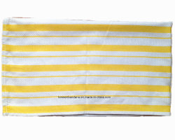 Tovagliolo di tè tessuto Crossweave su ordinazione della cucina di marchio dei prodotti della fabbrica