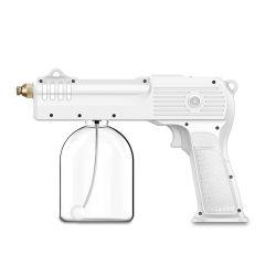 Desinfección de la máquina de niebla de la pulverizadora portátil Nano de aniones Pistola de vapor para el hogar coche