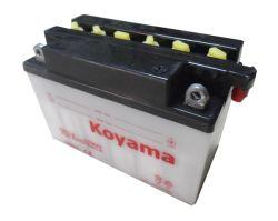 Верхней Части качественный сухой заряженный аккумулятор мотоциклов Yb6l-B-12V6ah