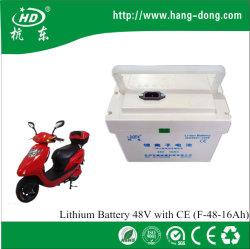 48 В верхней части продажи Li-ion литиевой батареей