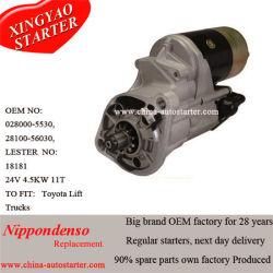 Le moteur des pièces de voiture pour les chariots élévateurs TOYOTA Les moteurs diesel (0280005691)