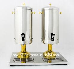 Двойной 12л молока Dispenser-Goleden Legges