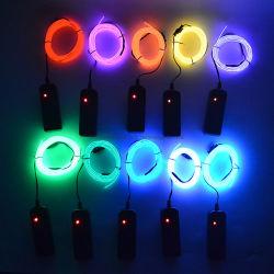 휴대용 EL 철사 빛을내는 밧줄 빛