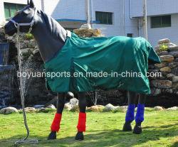 Tissu indéchirable 600D de l'hiver Le taux de participation de tapis de cheval