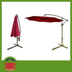 Красно-коричневый цвет сад столб зонтик солнечным зонтом из расчета