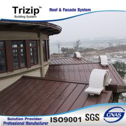 2017 горячая продажа металлической крышей в мастерской, Titanium-Zinc кровельных листов.