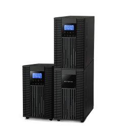 UPS en línea 1kVA 6kVA 10kVA 1pH para Sistema de Alimentación y la copia de seguridad de la batería de UPS de alta frecuencia de onda sinusoidal pura fuente de alimentación ininterrumpida SAI