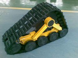 Кроссовер/ATV систем преобразования резиновые гусеницы