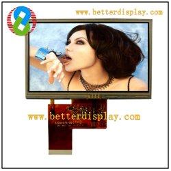 Al Módulo de 4,3 pulgadas LCD TFT panel LCD Lce mostrar