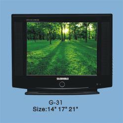 TV couleur cathodique Full HD, de grade B TV CRT COULEUR 1080p