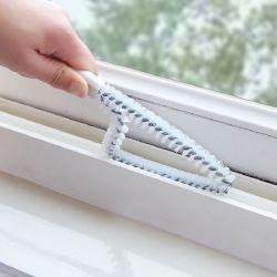 Escova de cerdas duras fosso janela ou porta deslizante via Escova de limpeza doméstica16443 ESG