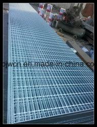 Jiuwang galvanisierte gezackte Stahlgitterplatten
