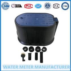 Wetterfester Plastikkasten für Wasser-Messinstrument