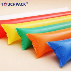 Impressão personalizada varas de Trovão Bang Stick, Vitoriem insufláveis Stick