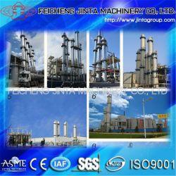 Álcool comestível da indústria de equipamento de destilação de etanol com Ddgs Vegetal, Sistema de Recuperação de CO2