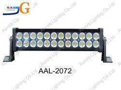 13.5 '' 72watt 4*4 LED nicht für den Straßenverkehr heller Stab für LKW, IP67 Aal-2072