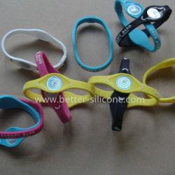 L'énergie Custom-Made Bracelet en silicone