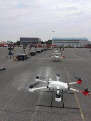 75 Minutes de long temps de vol Hexacopter/UAV pour les affaires maritimes utiliser
