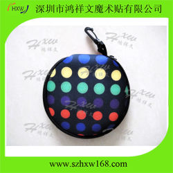 CDのためのネオプレン袋。 CD箱、Hxw-N050