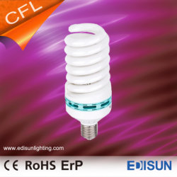 Energie van de Lampen CFL van Ce de RoHS Goedgekeurde Volledige Spiraalvormige T5 65W - het Licht van de besparing