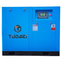 7.5kw~250kW 전기 교류(AC) 전원 편지지 산업용 로터리 스크류 공기 압축기 (7bar~12bar)